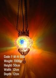 Mozaik Askılı Lamba - F-M-H-500