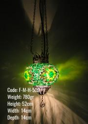 Mozaik Askılı Lamba - F-M-H-502