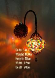 Mozaik Cam Aplik -F-W-L-800