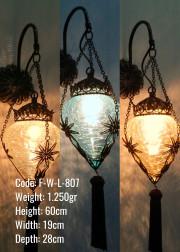Osmanlı Duvar Lambası - F-W-L-807