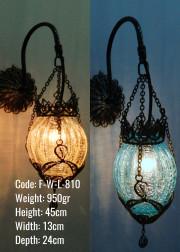 Osmanlı Duvar Lambası - F-W-L-810