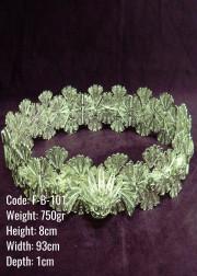 Bakır Telkari El Emeği Orijinal Gümüş Kaplama Kemer - F-B-101